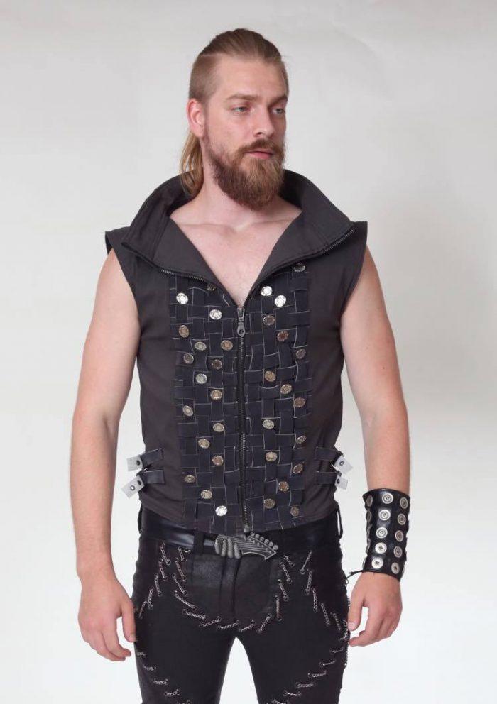 fetish vest