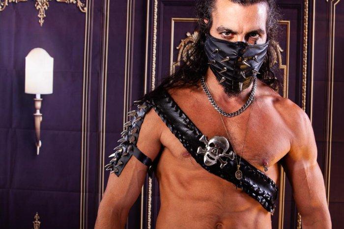 Boxer-Mask